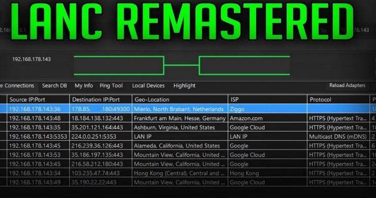 lanc remastered ps4 ip puller